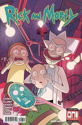 Rick and Morty (Grapa) #46