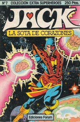 Colección Extra Superhéroes (1983-1985) #7
