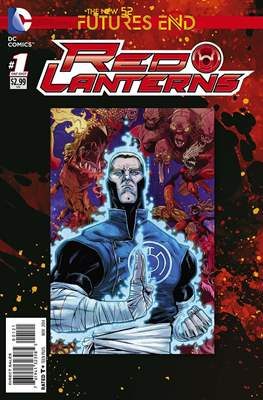 The New 52 Futures End: Red Lanterns
