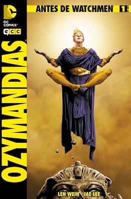 Antes de Watchmen: Ozymandias (Grapa 36-32 pp) #1