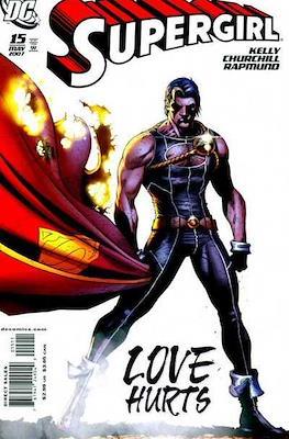 Supergirl Vol. 5 (2005-2011) (Comic Book) #15