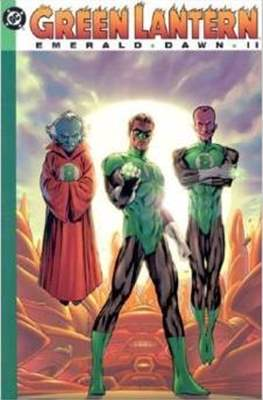 Green Lantern: Emerald Dawn II (2003)