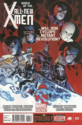 All-New X-Men (Comic Book) #11