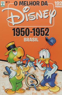 O Melhor Da Disney no Brasil - 1950-52