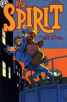 The Spirit (1983-1992) (Comic book. 32 pp) #44