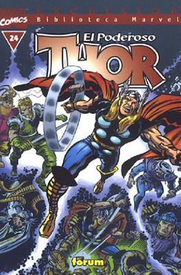 Biblioteca Marvel: El Poderoso Thor (2001-2004) (Rústica 160 pp) #24