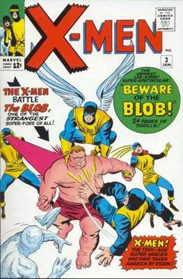 The Uncanny X-Men (1963-2011) #3