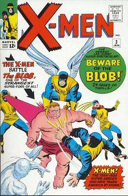 The Uncanny X-Men (1963-2011) (Comic-Book) #3