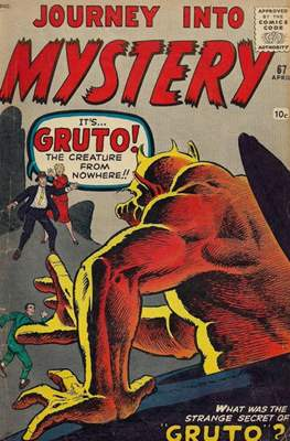 Journey into Mystery / Thor Vol 1 (Comic Book) #67