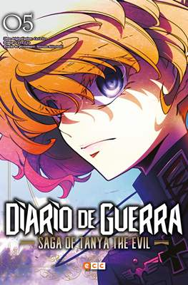 Diario de guerra - Saga of Tanya the Evil #5