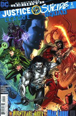 Justice League vs. Suicide Squad (2017) (Comic-book) #2