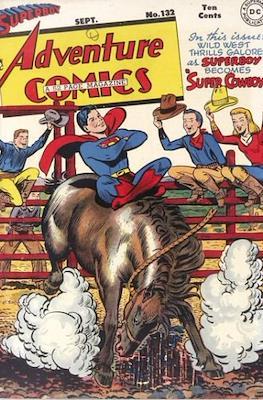 New Comics / New Adventure Comics / Adventure Comics (1935-1983; 2009-2011) (Saddle-Stitched) #132