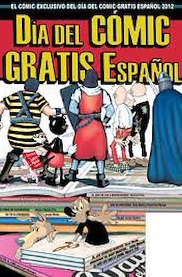 Día del Cómic Gratis Español 2012