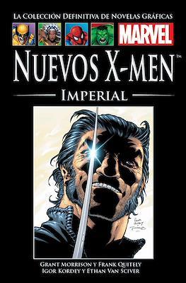 La Colección Definitiva de Novelas Gráficas Marvel (Cartoné) #19