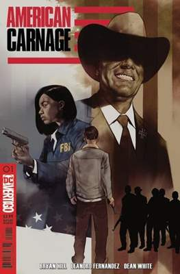 American Carnage (Comic book) #1