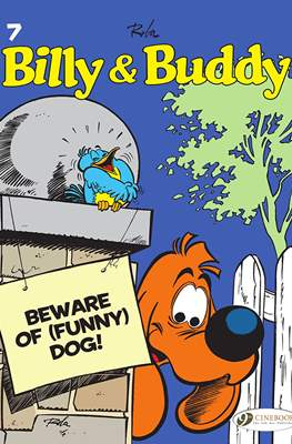 Billy & Buddy #7
