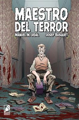 Maestro del terror (Rústica 88 pp)