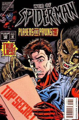 Web of Spider-Man Vol. 1 (1985-1995) (Comic-book) #123
