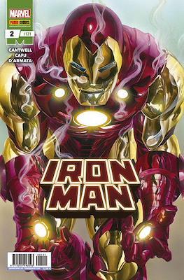 El Invencible Iron Man Vol. 2 (2011-) #121/2