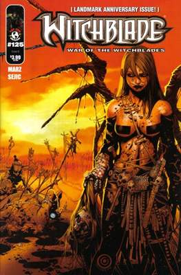 Witchblade (Comic Book) #125