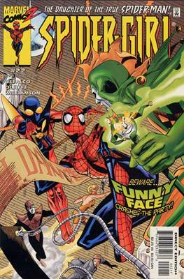 Spider-Girl vol. 1 (1998-2006) (Comic-Book) #22
