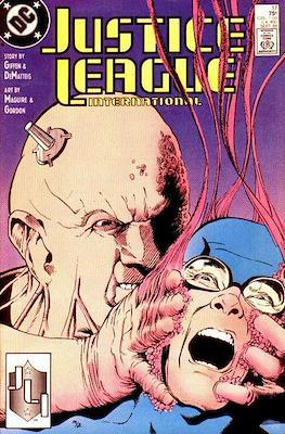 Justice League / Justice League International / Justice League America (1987-1996) (Comic-Book) #17