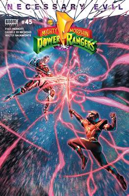 Mighty Morphin Power Rangers (Comic Book) #45