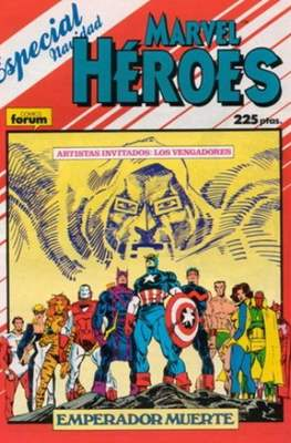 Marvel Héroes. Especiales (1987-1993) (Grapa 64 pp) #2