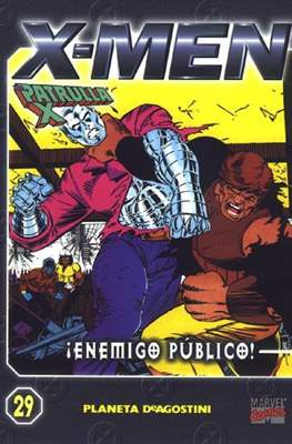 Coleccionable X-Men / La Patrulla-X (Rústica, 80 pp) #29