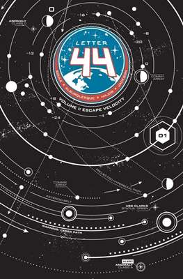 Letter 44 (Softcover) #1