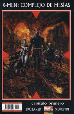 X-Men: Complejo de mesías (2008)