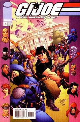 G.I.Joe: A Real American Hero (Comic-book. 24 pp) #4
