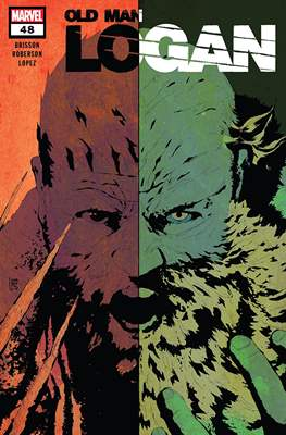 Old Man Logan Vol. 2 (Comic-book) #48