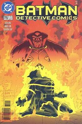 Detective Comics Vol. 1 (1937-2011; 2016-) (Comic Book) #715