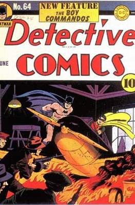 Detective Comics Vol. 1 (1937-2011; 2016-) (Comic Book) #64
