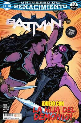 Batman: Nuevo Universo DC / Renacimiento #73/18