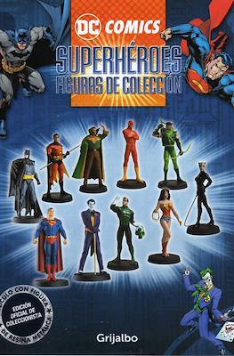 DC Comics Superhéroes. Figuras de colección (Fascículo/Grapa) #0