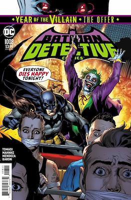 Detective Comics Vol. 1 (1937-2011; 2016-) (Comic Book) #1008
