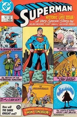 Superman Vol. 1 / Adventures of Superman Vol. 1 (1939-2011) #423