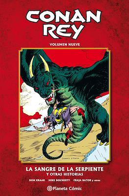 Conan Rey (Cartoné 192-216 pp) #9