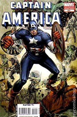 Captain America Vol. 5 (2005-2011 Variant Cover) (Comic Book) #600.1