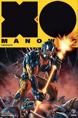 X-O Manowar (2017-) #8
