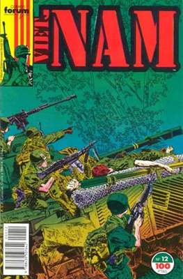 Vietnam (Grapa/Rústica. 17x26. 24/32/48 páginas. Color (1988-1991)) #12