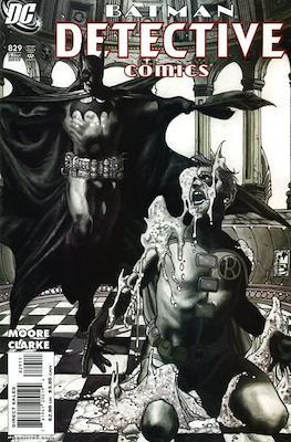Detective Comics Vol. 1 (1937-2011; 2016-) (Comic Book) #829