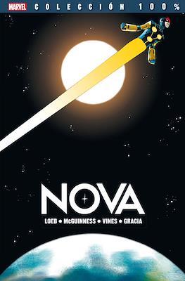 Nova. 100% Marvel (Rústica con solapas) #1