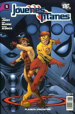 Jóvenes Titanes (2005-2007) #5