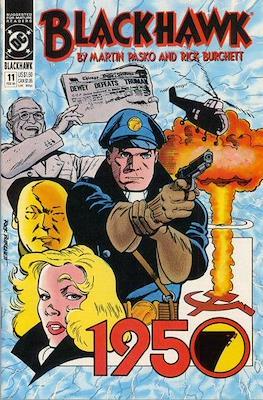 Blackhawk Vol 3: (1989-1990) #11