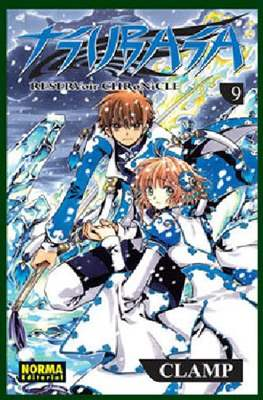 Tsubasa: Reservoir Chronicle #9