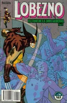 Lobezno vol. 1 (1989-1995) (Grapa) #16