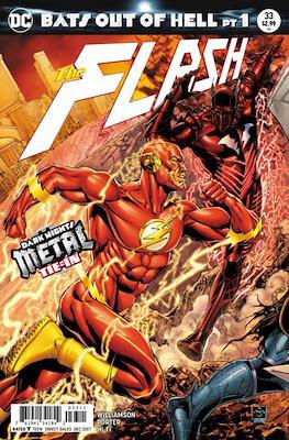 The Flash Vol. 5 (2016-2020) (Comic Book) #33